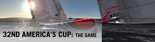 32nd America's Cup: The Game