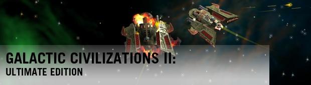 Galactic Civilizations II - Ultimate Edition