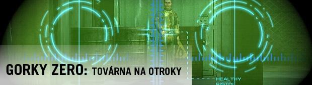 Gorky Zero: Továrna na otroky