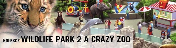 Kolekce Wildlife Park 2 a Crazy Zoo