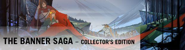 The Banner Saga - Collector's Edition