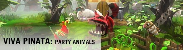 Viva Pinata: Party Animals